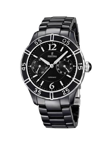Orologio da Uomo FESTINA F16622/2 cassa acciaio cinturino in ceramica