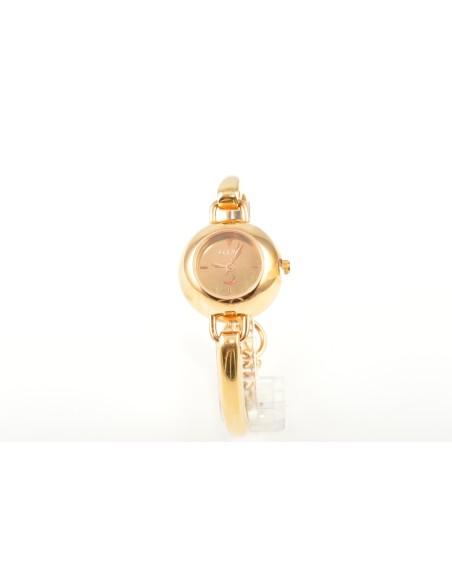 Orologio Donna O.I.W. W11649 Cassa in Acciaio dorato Cinturino in Pelle
