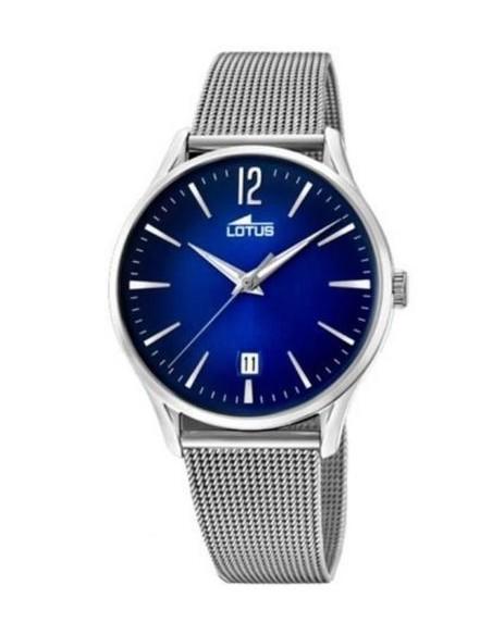 Orologio Uomo Lotus 18405/3 Acciaio Quadrante blu