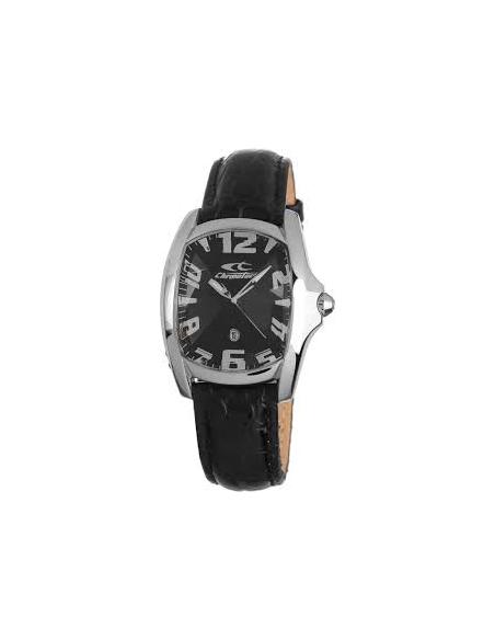 Orologio Donna CHRONOTECH CT.7988L/02 Cassa Acciaio, Cinturino Pelle
