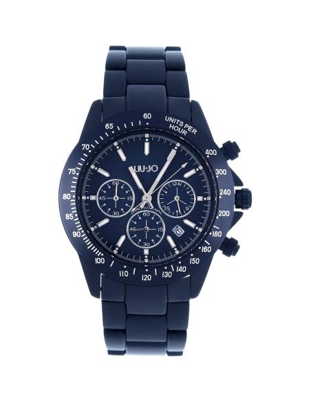 Orologio Donna Blu LIU-JO TLJ193 Cassa e Cinturino in Alluminio